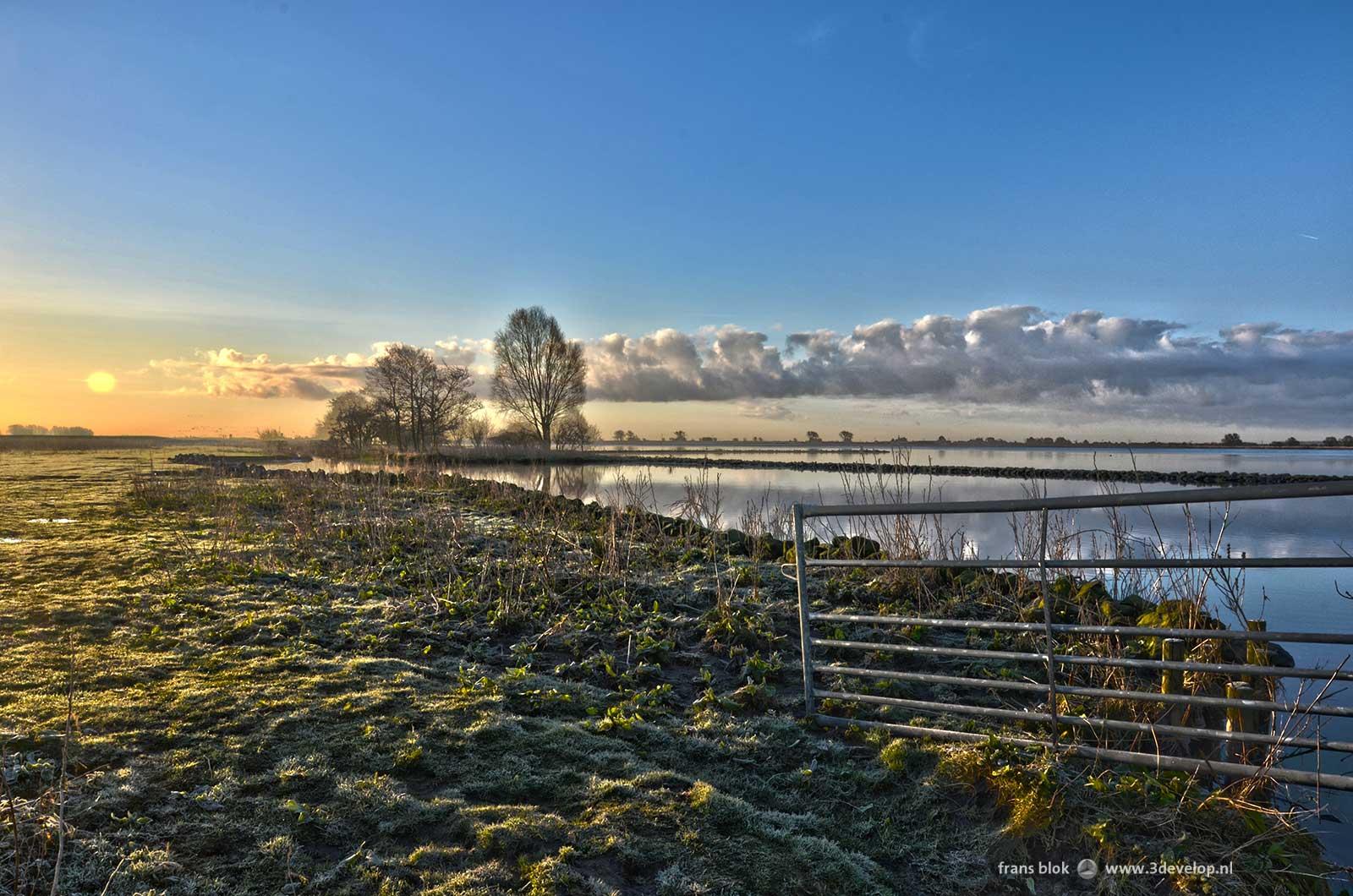 Korendijk Wetlands, the Netherlands, on Easter morning