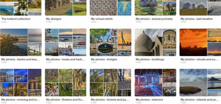 Overzicht van alle Pinterestborden van Frans Blok/3Develop: webshops, fotografie, artist impressions, digitale kunst en inspiratie.